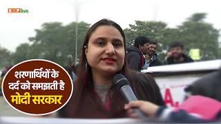 लोगों ने CAA के समर्थन में किया सिग्नेचर कैम्पेन। #IndiaSupportsCAA