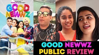 Good Newwz Movie Public Review | Good Newwz Movie Review | Good Newwz Public Reaction