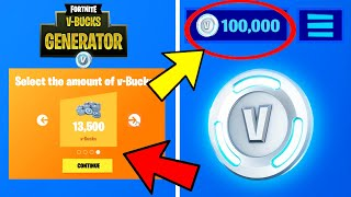 Using FREE V-BUCKS Generator Websites to get VBUCKS! Fortnite (Episode 1) | TamashaBera