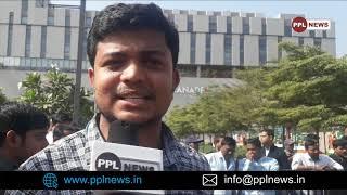 Journalist Protest in front of Esplanade mall - ସ୍ୱାତୀ ଙ୍କ ଏକାଠି ହେଲା ସାମ୍ବାଦିକ ସଂଘ