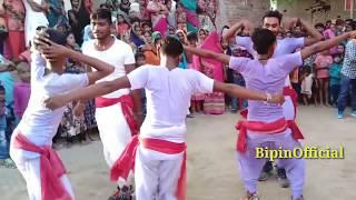 इस साल के सुपरहिट गाने पर फरुवाही डांस नही देखा होगा पब्लिक हुई दिवानी#New Faruwahi 2020 Samar_Singh