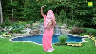 देहाती लेडीज गीत || मेरी पतली पड़ गई कमरिया || आरती यादव लोकगीत || New Dance 2020