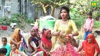 गाँव की भाभी का गजब नाच || चिता मेरी चन्दन बीच जलाय दियो || LOKGEET 2020 || आरती यादव लोकगीत