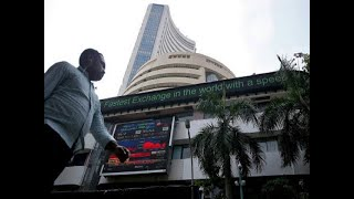 Sensex gains 100 points, Nifty tops 12,250; Reliance Infra rises 4%