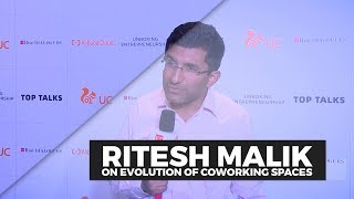 From startups to large enterprise, coworking spaces are thriving: Innov8's Ritesh Malik | ETRise