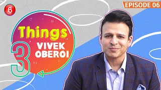 Vivek Oberoi Reveals The 3 Most Underrated Actors He Knows | 3 Things