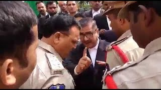 Advocates Clash | Reject CAA NRC VS Modi Supporters | Nampally Hyderabad | @ SACH NEWS |