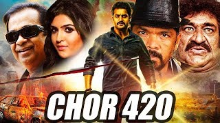 Chor 420 New Hindi Dubbed Blockbuster Action Movie 2019 || New South Indian Dubbed Movie Full