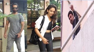 Shahid Kapoor And Mira Kapoor & Abhishek Bachchan Spotted  | News Remind