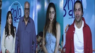 Special Screening Of Movie Bala | Varun Dhawan | Sara Ali Khan | Janhvi Kapoor  | News Remind