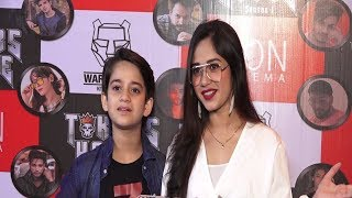 Jannat Zubair At Launch Party Of Tokers House | News Remind