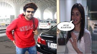 Ananya Pandey & Kartik Aaryan Spotted | News Remind