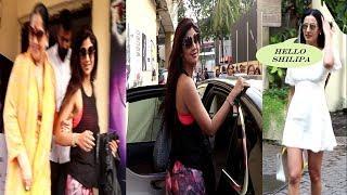 Shilpa Shetty & Sonal Chauhan Spotted | News Remind