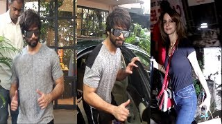 Shahid Kapoor & Sussanne Khan Spotted  | News Remind