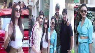 Special Screening Of Film Marjaavaan Team Host  | News Remind