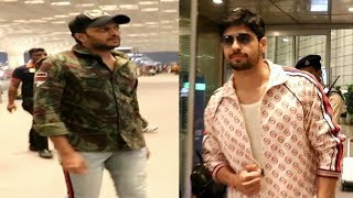 Marjaavaan Team Fly For Delhi Promotion   News Remind