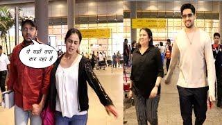 Ritesh Deshmukh & Sidharth Malhotra Spotted At Airport   News Remind