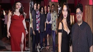 Marjaavaan Film Dirtector Milap Zaveri Birthday Party With Bollywood Celebs    News Remind