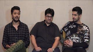 Marjaavaan Srarcast Talk About Film   Sidharth Malhotra   Riteish Deshmukh   Interview   News Remind
