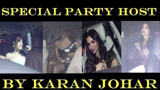Karan Johar Host Special Party | Aishwarya | Kajol | Gauri khan | Alia | Shahid Kapoor | News Remind