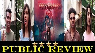 Public Review Of Film Marjaavaan | First Day | First Show | News Remind