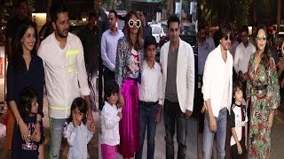 Aaradhya @ Celebration Birthday With Many Bollywood Celebs| Aishwarya,Abhishek-SRK,AbRam
