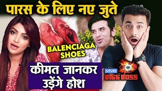 Bigg Boss 13 | GF Akanksha Gets Paras 70K Worth Balenciaga Shoes | BB 13 Video