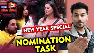 Bigg Boss 13 | Year 2020 First Nomination Task | Kaun Hoga Nominate? | BB 13 Latest Video
