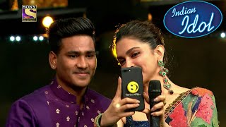 Indian Idol 11 | Deepika Padukone CLICKS Selfie With Sunny Hindustani | Chhapaak Promotion