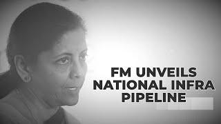 Nirmala Sitharaman gives India Rs 102 lakh cr infra push