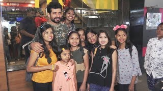 Vineet Kumar Singh Treats And Spend Some Quality Time With The Wishing Factory Kids