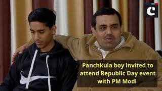 Panchkula boy invited to attend Republic Day event with PM Modi