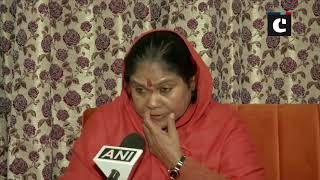 Priyanka should remove 'Gandhi' from her name: Sadhvi Niranjan Jyoti