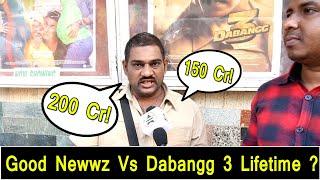 Ashok Sir Reaction On Dabangg 3 Vs Good Newws Response So Far And Their Lifetime Prediction