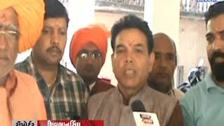 Vapi: A walk from Vapi to Surat Shyam Mandir was held| ABTAK MEDIA