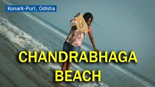 Trip To Chandrabhaga Beach at Konark-Puri, Odisha | Dream Destination Tour | Satya Bhanja