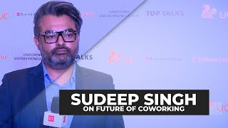 Coworking is all about real estate arbitrage: GoWork's Sudeep Singh