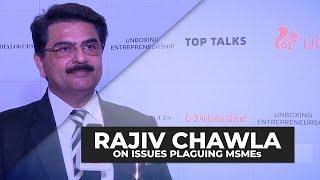 Availability of resources a major challenge for SMEs: IamSMEofIndia's Rajiv Chawla