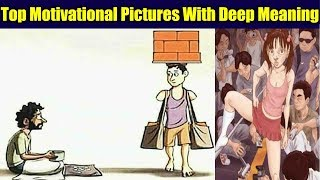 Top Motivational Pictures With Deep Meaning In Kannada || Today's Reality Pictures