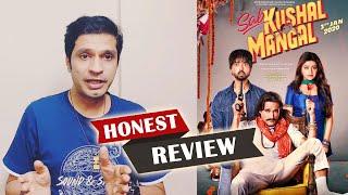 Sab Kushal Mangal Movie Review | Akshaye Khanna, Priyank Sharma, Riva Kishan | RJ Divya Solgama