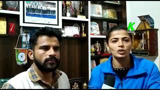 भारतीय महिला हाॅकी गोलकीपर सविता पुनियां से खास बातचीत l बेटियां कभी माता पिता का भरोसा ना तोडें l
