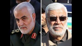 Top Iranian General Qasem Soleimani killed in US airstrikes in Iraq