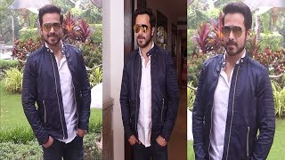 Emraan Hashmi Promoting His Upcoming Movie THE BODY At JUHU | News Remind