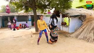 नेहा & पायल ने किया गांव की महिलाओं के सामने डांस || ना आयो लेबे पिया फौजी || Ajeet katara rasiya