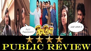 Public Review Of Pagalpanti | First Day | First Show | pagalpanti  | News Remind