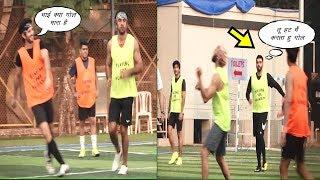 Arjun Kapoor, Ranbir Kapoor & Many Other Play Practice Charity Football Match | News Remind