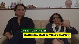 Radhika Rao & Vinay Sapru Talk About Their Music Video Yaad Piya Ki Aane Lagi | News Remind