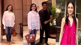 Neeta Ambani & Nusrat Bharucha Spotted | Bollywood | bollywood actress | News Remind
