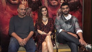 Arjun Kapoor, Kriti sanon & Ashutosh Gowarikar Talk About Film Panipat | Interview | panipat