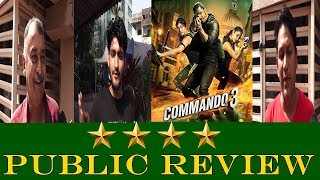 Public Review Of Film Commando 3 | First Show | First Day | News Remind